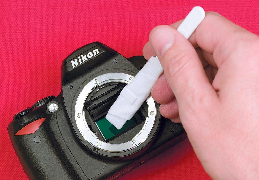 Cómo limpiar una cámara DSLR