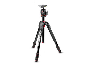 Statyw Manfrotto MT190GOA4 z głowicą MHXPRO-BHQ2