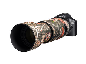 easyCover Lens Oak Tamron 100-400mm F4.5-6.3 Di VC USD A035 forest camouflage