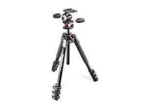 Statyw Manfrotto MT190XPRO4 z głowicą MHXPRO-3W